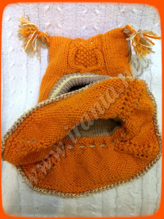 Шлем little orange owl. 11 (525x700, 518Kb)