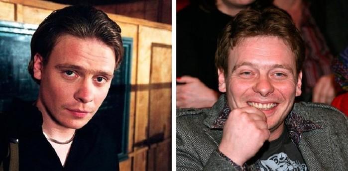 Актеры сериала «Бригада» тогда и сейчас