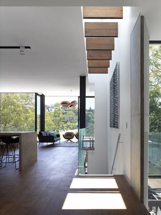 Энергоэффективный дома в Сиднее. Дизайн и интерьер