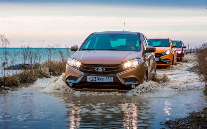 Авто бестселлеры: 10 автомобилей 2017 года, которые в России покупают чаще всего