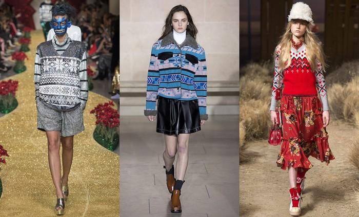 Модные тренды и антитренды этой осени