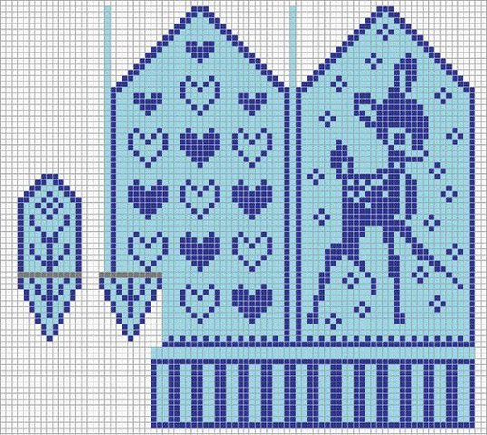 жаккард-спицами-2 (537x480, 93Kb)