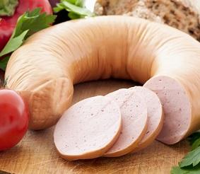 Молочная колбаса из курицы (283x246, 29Kb)