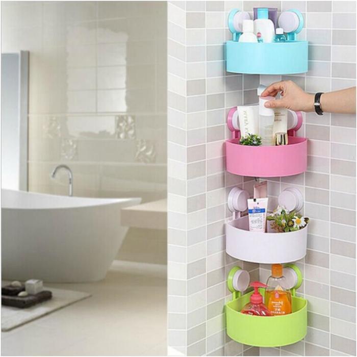 Как хранить нужные мелочи в ванной комнате— 18 полезных советов для каждой хозяйки