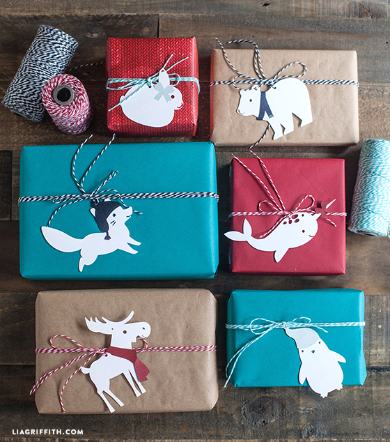 Polar_Animal_Gift_Tags (560x634, 511Kb)