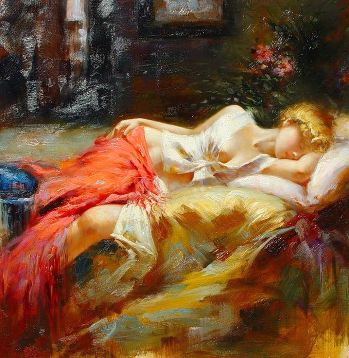 художник Эль Говард 1-2 (682x700, 640Kb)