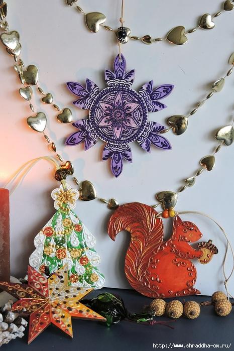 Новогодние подвески от Shraddha (29) (466x700, 300Kb)
