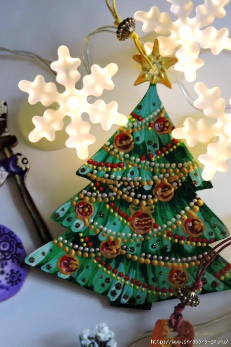 Новогодние подвески от Shraddha (39) (466x700, 264Kb)