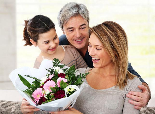 Доставка цветов — лучший способ сделать приятный сюрприз
