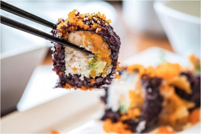 Польза черного (фиолетового) риса по сравнению с белым