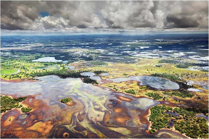 Невероятно красивые чудеса природы