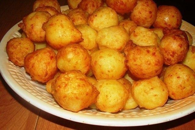 картофельные пампушки