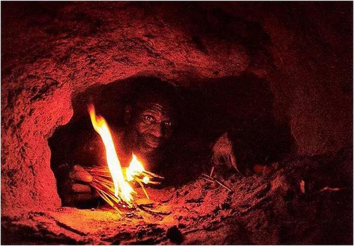 138345547 111617 0833 5 Как ловят питонов? Фотографии охоты на змей в Африке