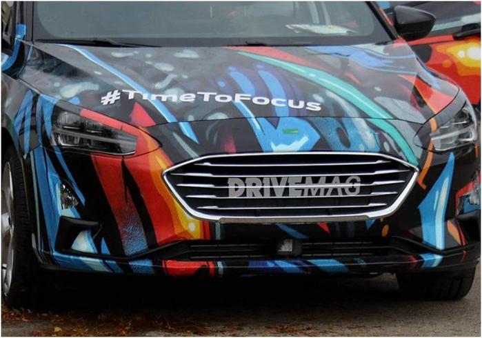В сети появились неофициальные кадры нового Ford Focus