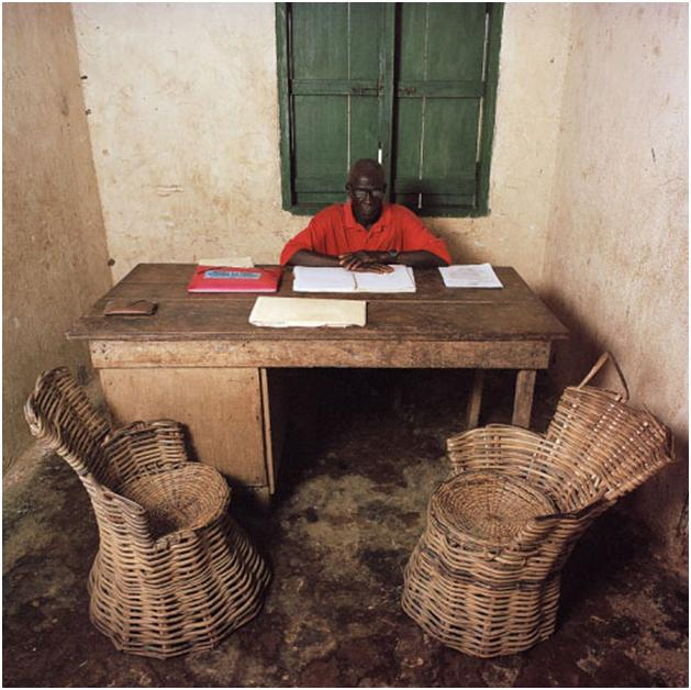 Как работают чиновники в странах «третьего мира»