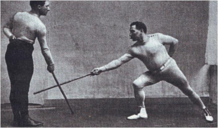 «Бокс ногами»— история французского боевого искусства сават