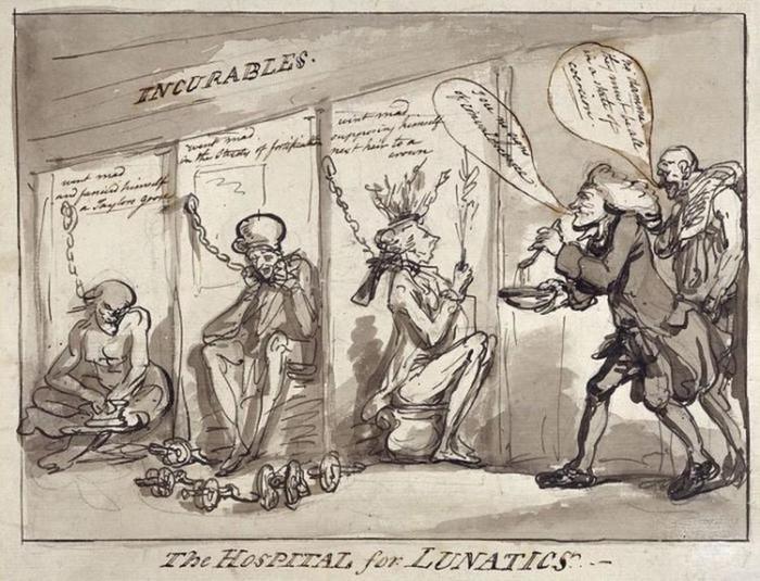 Сумасшедшие предки! Необычные вещи, которые считались вполне нормальными в прошлом