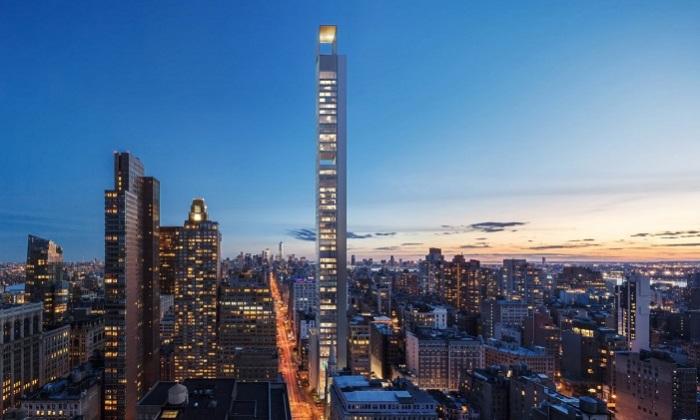 На Манхэттене российские архитекторы построят самый высокий небоскреб. Узнай больше!