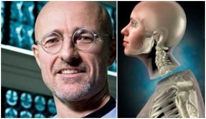 Первая в мире операция по пересадке головы успешно прошла в Китае