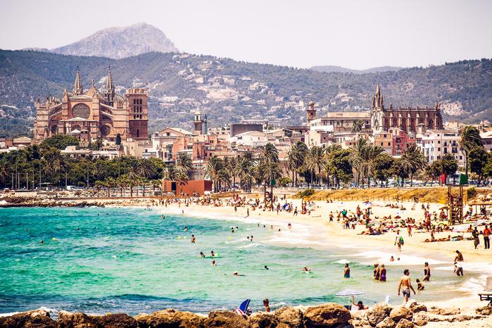 отдых на балеарских островах испания