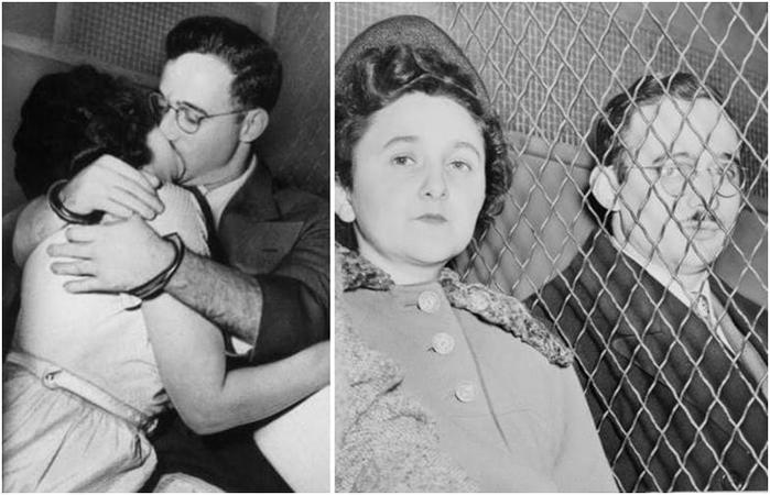 Этель и Юлиус Розенберги: за что супружескую пару приговорили к казни