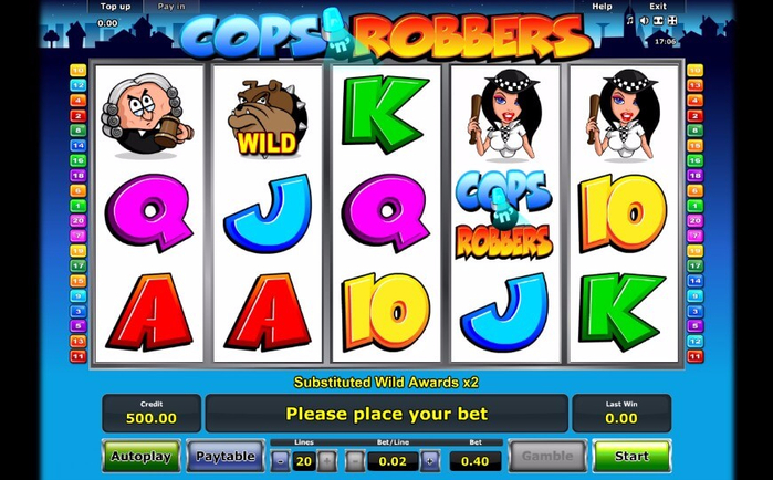 3. Cops 'N' Robbers (700x434, 352Kb)
