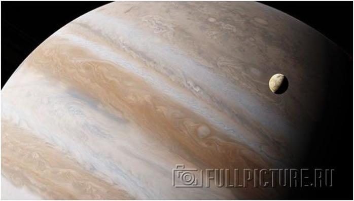 Интересные факты о Юпитере  гигантская газовая планета