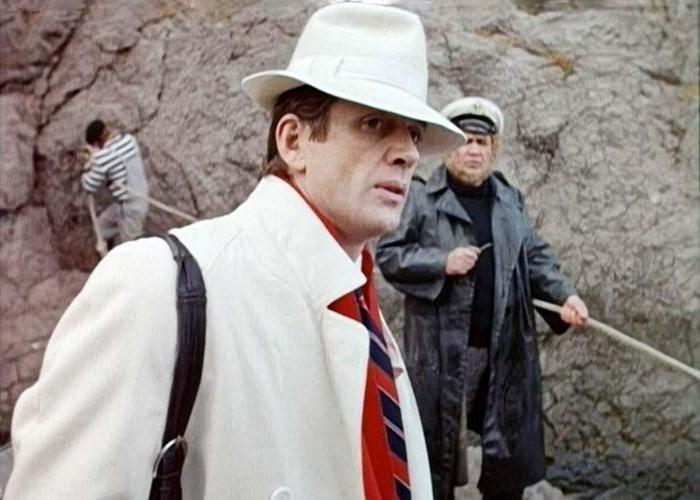 Как снимали фильм «Десять негритят» (1987)