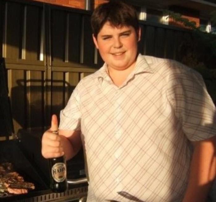 Австралиец сжег свой жир и теперь «Самый большой неудачник» пожинает плоды успеха
