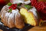 бабушкин рецепт шарлотки с яблоками в духовке