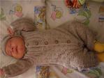 Вязание для новорожденных детей 0-3 месяц