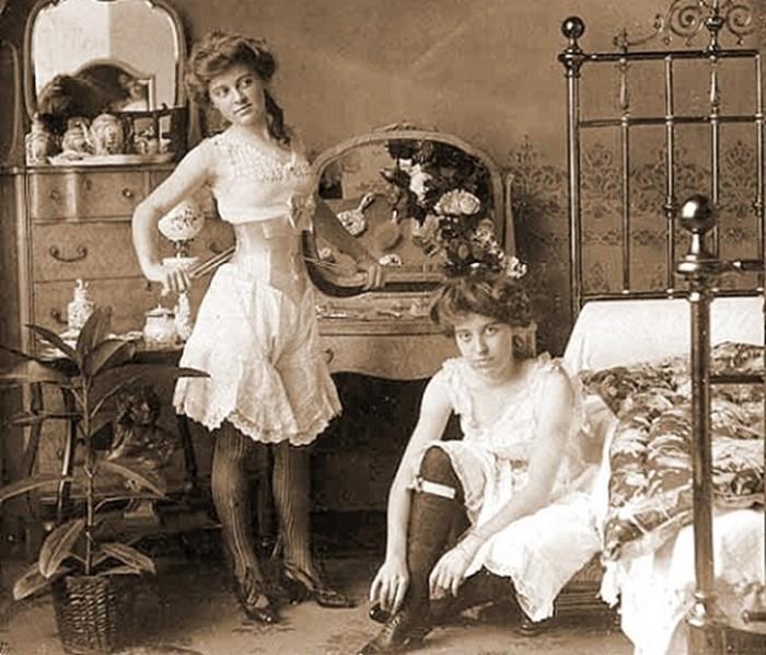 Как в Российской империи работали публичные дома