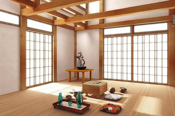 Интерьер в японском стиле   что это такое?