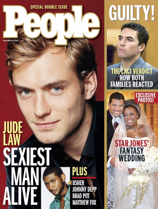 самый сексуальным мужчина журнал People 12 (528x700, 445Kb)