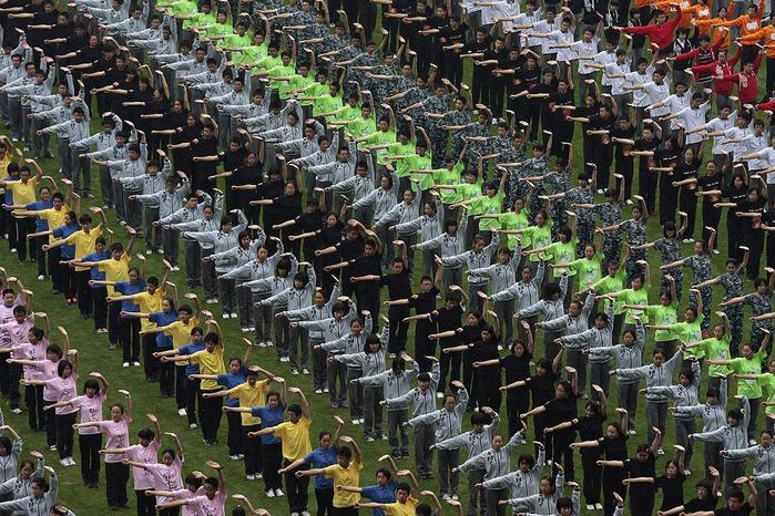 китай искусство толпы фото 10 (700x466, 508Kb)
