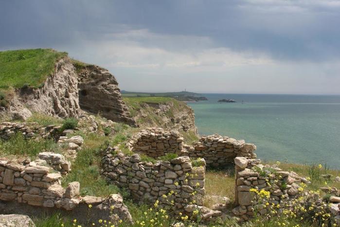 Какие народы жили в Крыму до появления татар
