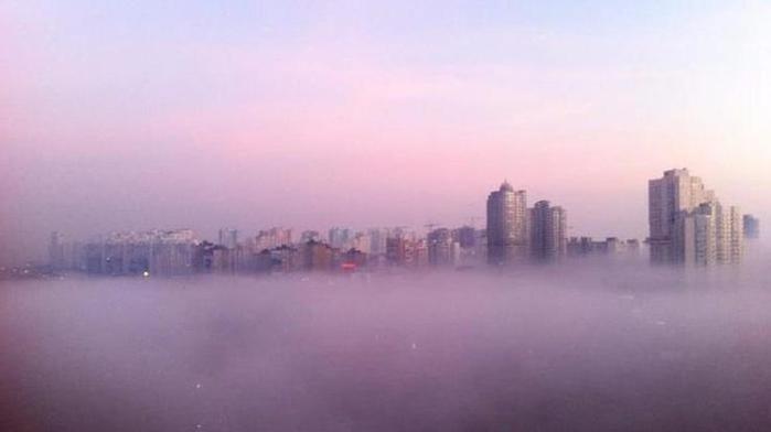 Интересные факты и данные о тумане