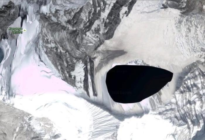 Секретные места— загадочные уголки нашей планеты, затертые на картах Google