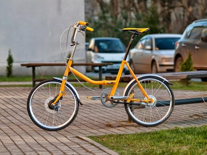 Топ-6 лучших советских велосипедов