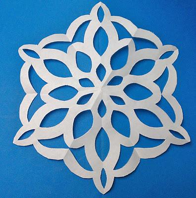 бумажные снежинки 7а (396x400, 184Kb)