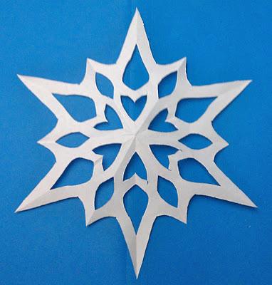 бумажные снежинки 9а (382x400, 149Kb)