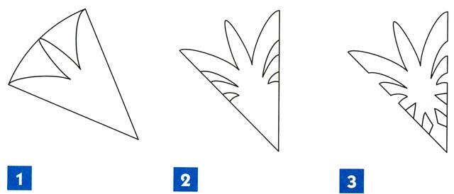 бумажные снежинки 11а (640x274, 46Kb)