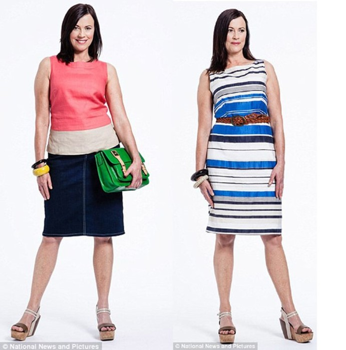 Как НЕ должна одеваться женщина после 50