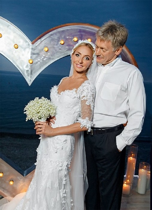 Знаменитости, которые вышли замуж после 40 лет