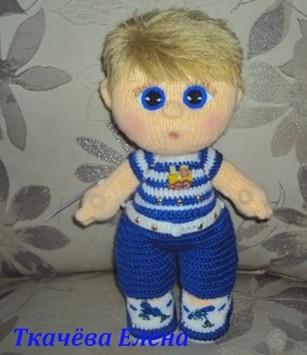 Вязание куклы мастер класс елены ткачевой 485