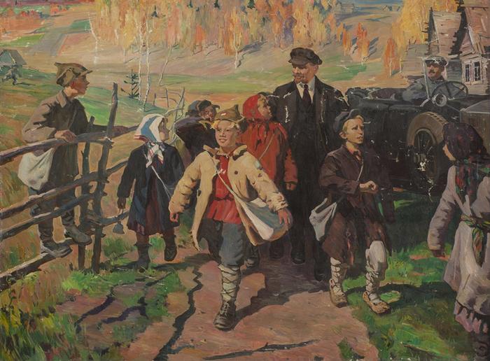 Томенко Григорий Алексеевич - Учитель и друг (1966) (700x516, 493Kb)