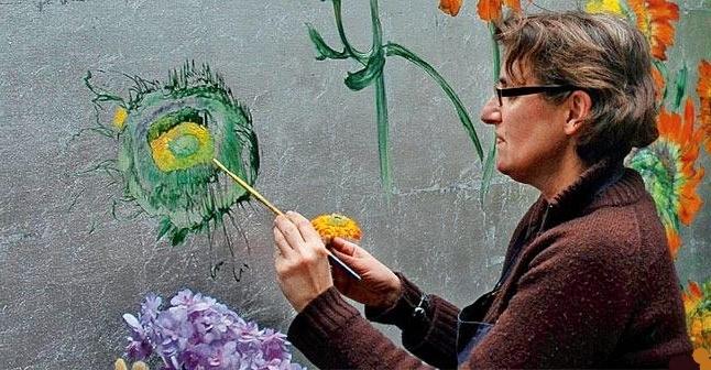 Творчество французской художницы Claire Basler