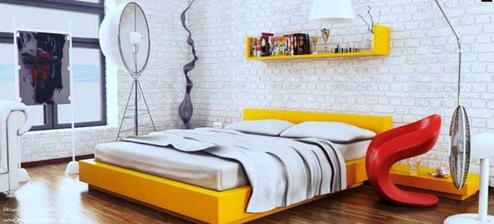 Ваша идеальная спальня по знаку зодиака! Лев— не промах!