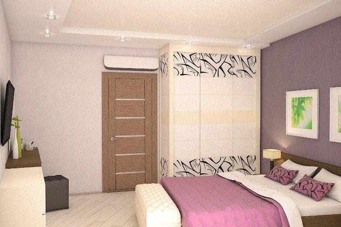 квартира киев спальня (700x466, 55Kb)