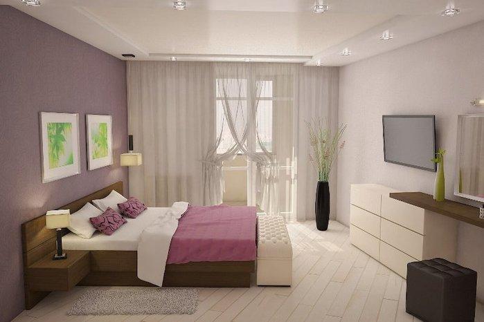 квартира киев спальня 1 (700x466, 46Kb)
